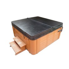 SpaGoedkoop.be 230 x 230 cm Couverture Spa Jacuzzi