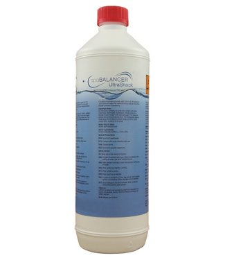 Spa Balancer Spa Balancer Ultrashock - Traitement d'eau sans chlore (1000ml)