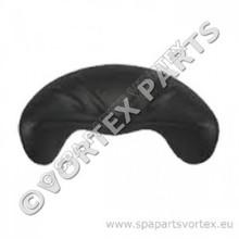 Cal Spa Quad Blaster Neck Pillow, Black
