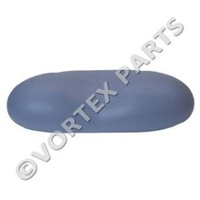 Spaform Grey Oval Headrest