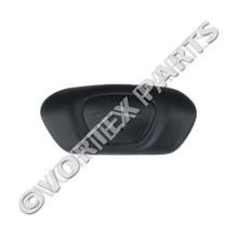 Vita Spa Oval Headrest Noir