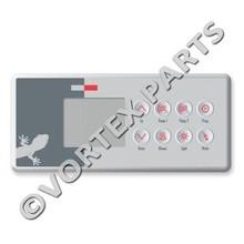 Gecko TSC-4 (K-4) 8 Buttons Topside Control (2 Pumps)