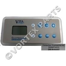 Vita Spa L700 Selectron Touch Panel