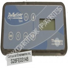 Vita Spa R200 Touch Panel