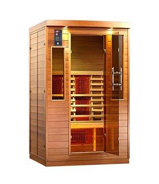 Health&Wellness Hw 120 infrarood sauna