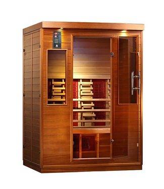 Health&Wellness Hw 160 infrarood sauna