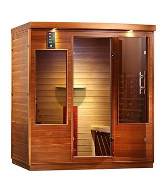 Health&Wellness Hw 175 infrarood sauna