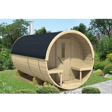 Barrel sauna 350 THERMOWOOOD