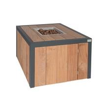 Vuurtafel Box vierkant