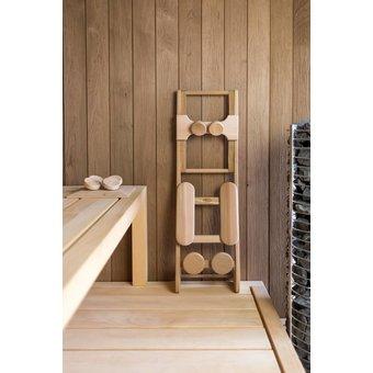 HaLu Sauna Rugsteun XL