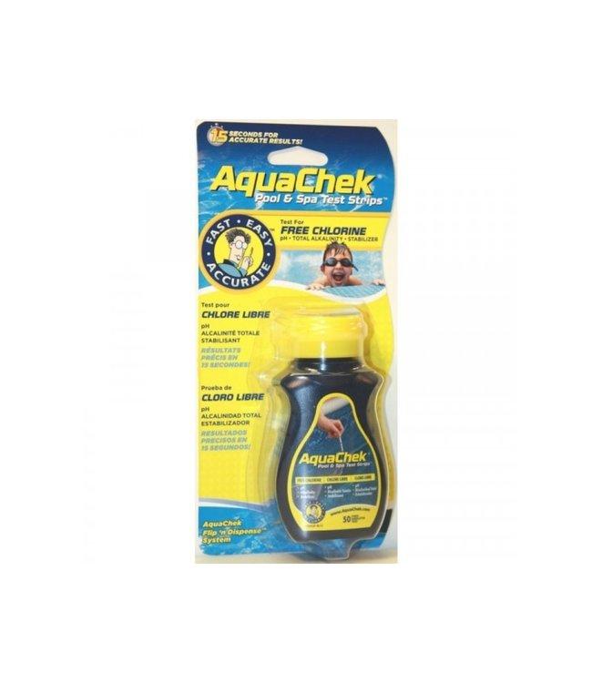 Aquacheck Teststrips pH & Chloor