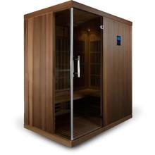 Newtrend Infrarood sauna Luxius 3 voor 3 personen