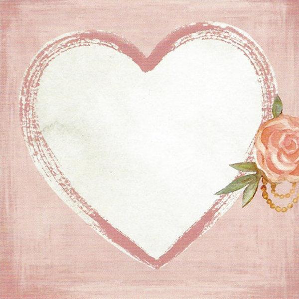 Wenskaart 'Love'