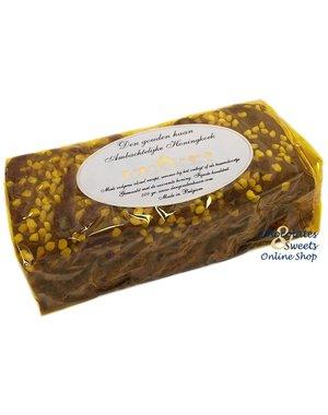 Ambachtelijke Honingkoek met parelsuiker 500g