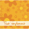 Greeting Card 'Tout simplement'