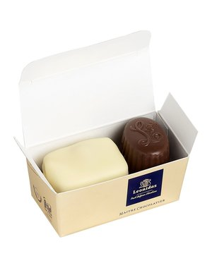 Leonidas Mini-box 2 chocolates