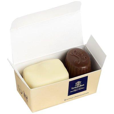 Leonidas Mini-box with 2 chocolates
