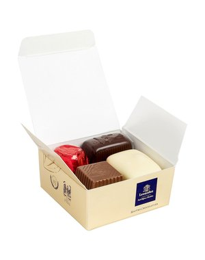 Leonidas Mini-box 4 chocolates