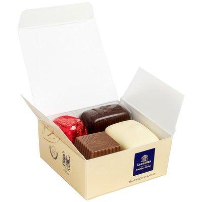 Leonidas Mini-ballotin avec 4 chocolats