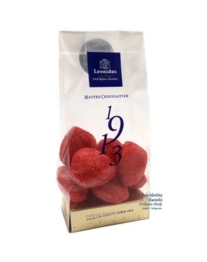 Leonidas Strawberry Marzipan 200g