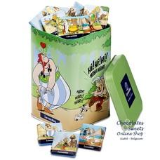 Leonidas Asterix-Dose (grün) Napolitains 400g