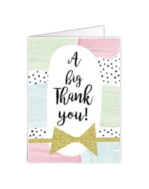 A big thank you (12x17cm)