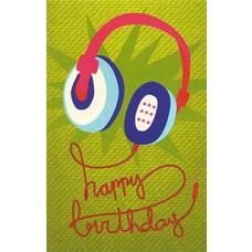 Happy Birthday (11x17cm)