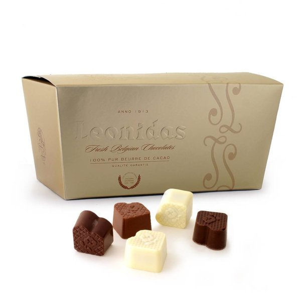 Leonidas Chocolats sans sucre ajouté 750g
