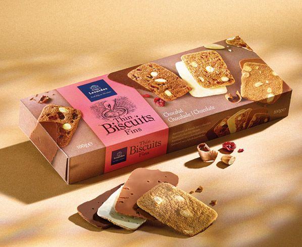 Leonidas Thin Biscuits