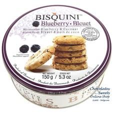 Biscuits aux Myrtilles et Noix de coco 150g