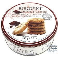 Kekse mit Schokolade 150g