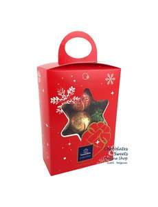 Leonidas Christmas box (M) 20 Celebration balls