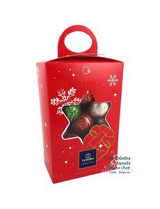 Leonidas Christmas box (L) 28 Celebration balls