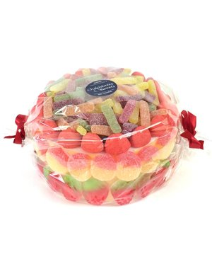 Sour Candy Sweets Cake