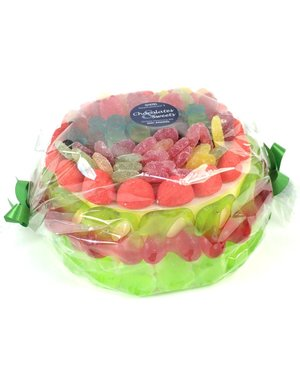 Süßigkeitentorte Snoepie