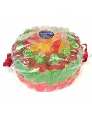 Süßigkeitentorte ABC