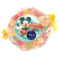 Snoeptaart Mickey Mouse