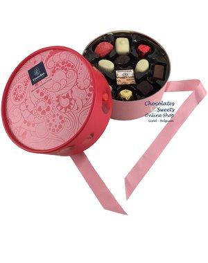 Leonidas Boîte cadeau Dora (rouge) 26 chocolats