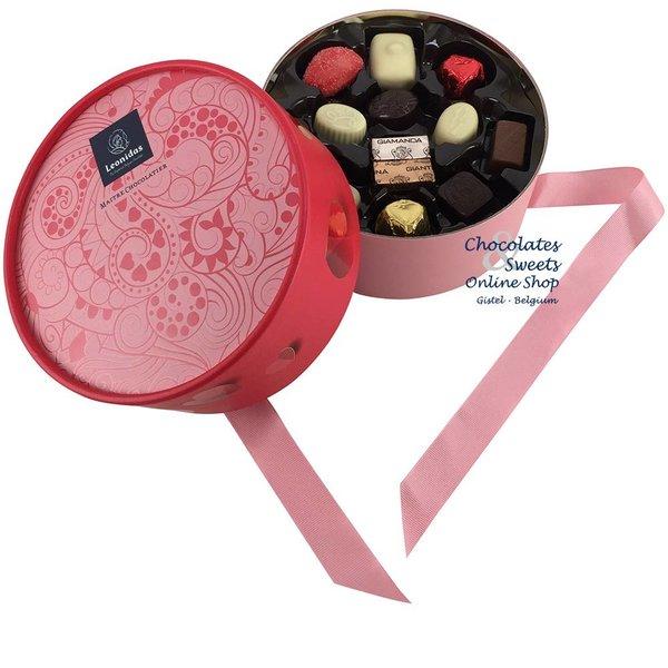 Leonidas Gift box Dora (red) 26 chocolates