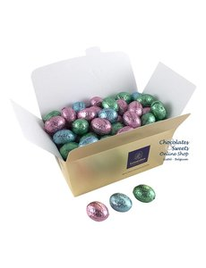 Leonidas Easter eggs light in sugar 500g
