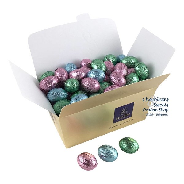 Leonidas Easter eggs without added suger 500 grams (1,10 lb)