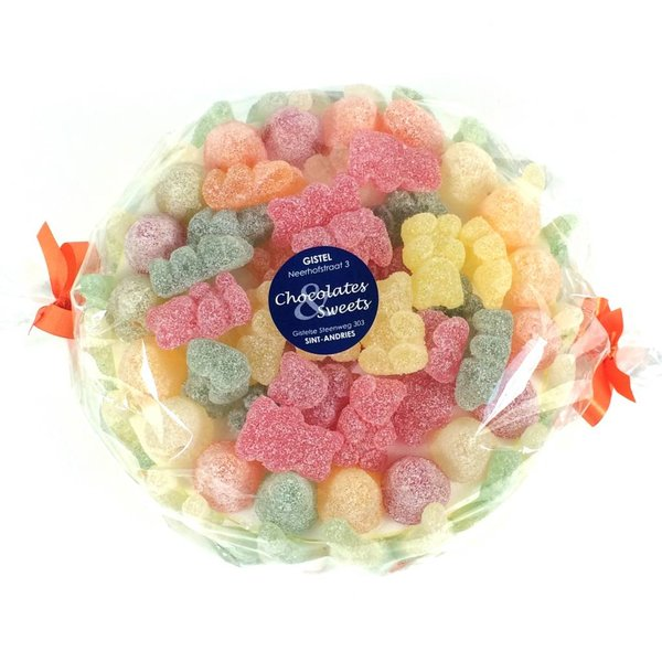 Gâteau de bonbons Gelfdhofje