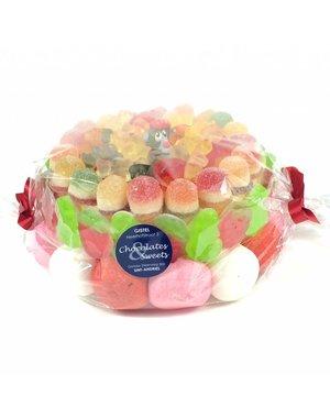 Gâteau de bonbons Gastonneke