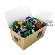Leonidas Chocolate Soccer balls 500g