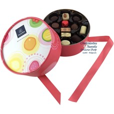 Leonidas Boîte cadeau Dora (rose) 26 chocolats