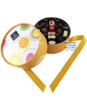 Leonidas Boîte cadeau Dora (orange) 26 chocolats