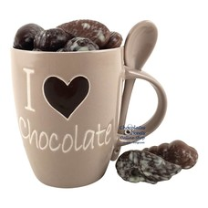 Tasse 'I love chocolate' Fruits de mer 230g