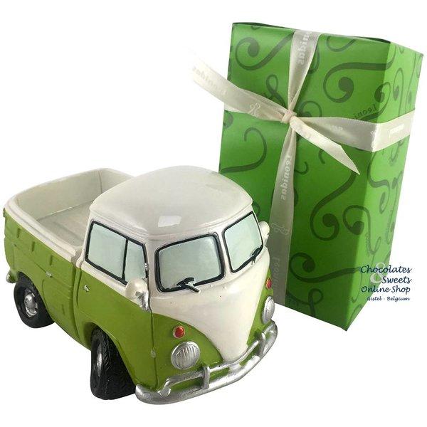500g Pralines + VW Pick-up T1 Spaarpot