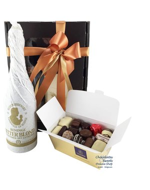 500g Chocolates and Handcrafted beer 75cl