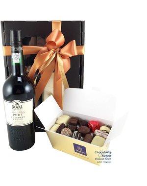 500g Chocolats et Porto rouge